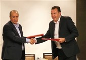 Marc Wilmots Pens Iran Contract