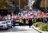 50,000 New Zealand Teachers Hold Country's Largest Strike