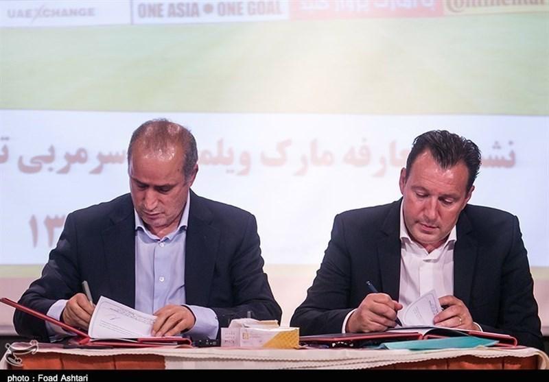 چرا ویلموتس بابت اتفاقات تلخ فوتبال ایران استعفا نمیکند؟!