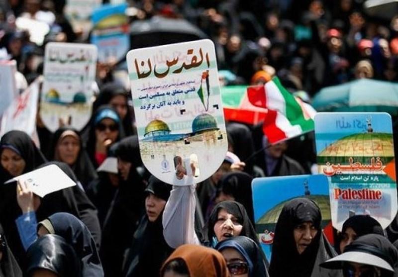 دعوت سپاه کردستان از مردم برای شرکت در راهپیمایی روز قدس