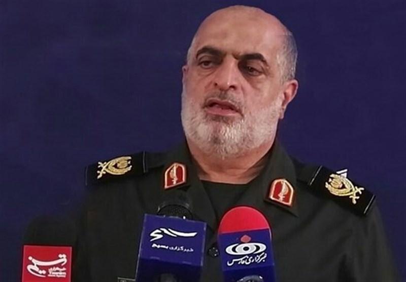 فرمانده سپاه گیلان: رسانه اثرگذارترین ابزار برای مقابله با عملیات روانی دشمن است