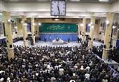 امام خامنهای: درباره مسائل ناموسی انقلاب مذاکره نمیکنیم/ «معامله قرن» ناکام خواهد ماند
