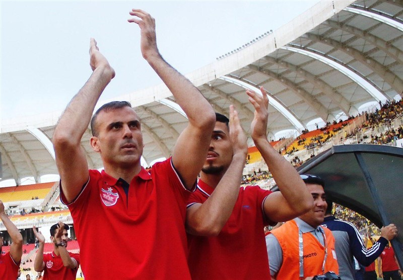 حسینی: پس از 7 جام و نایب قهرمانی آسیا دوست ندارند پرسپولیس موفق شود