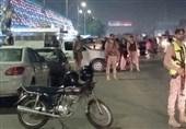 کراچی کے مختلف علاقوں میں اسنیپ چیکنگ