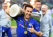 فوتبال جهان  تاریخسازی پدرو رودریگس با کمک به قهرمانی چلسی در لیگ اروپا