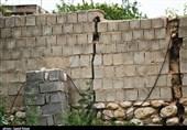 ساکنان 10 روستای خسارت دیده از رانش زمین در گلستان تسهیلات دریافت میکنند
