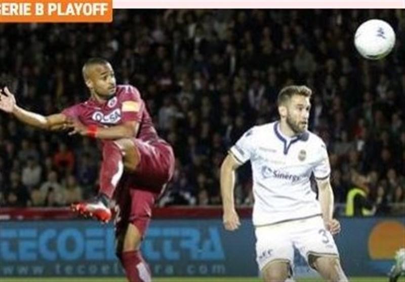 فوتبال جهان چیتادلا در آستانه اولین صعود به سری A