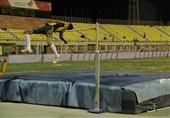 برگزاری مرحله نخست لیگ طلایی دوومیدانی با جابهجایی یک رکورد ملی/ فقط یک ورزشکار جایزه فدراسیون را برد!