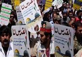 المیادین: میلیونها ایرانی برای یاری فلسطین به خیابانها آمدند