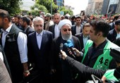Iran's President: Deal of Century Doomed to Collapse