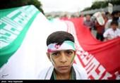 عالمی یوم قدس کے موقع پر پورے ایران میں عظیم الشان ریلیاں+تصاویر