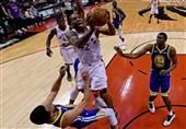 رپتورز فینال NBA را با پیروزی آغاز کرد/ شکست قهرمان در گام نخست + تصاویر