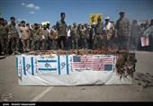 رویترز: دهها هزار ایرانی در روز قدس «معامله قرن» را محکوم کردند
