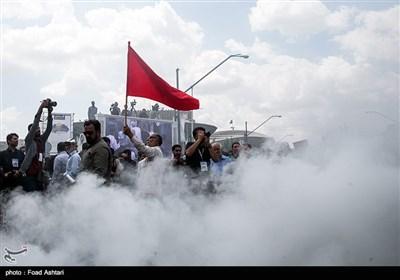 مسيرة يوم القدس العالمي في طهران