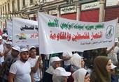 برگزاری راهپیمایی روز جهانی قدس در سوریه؛ سفیر ایران: معامله قرن محکوم به شکست است