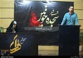 شعرخوانی حسین صیامی در بیستوپنجمین محفل شعر «قرار»+ فیلم