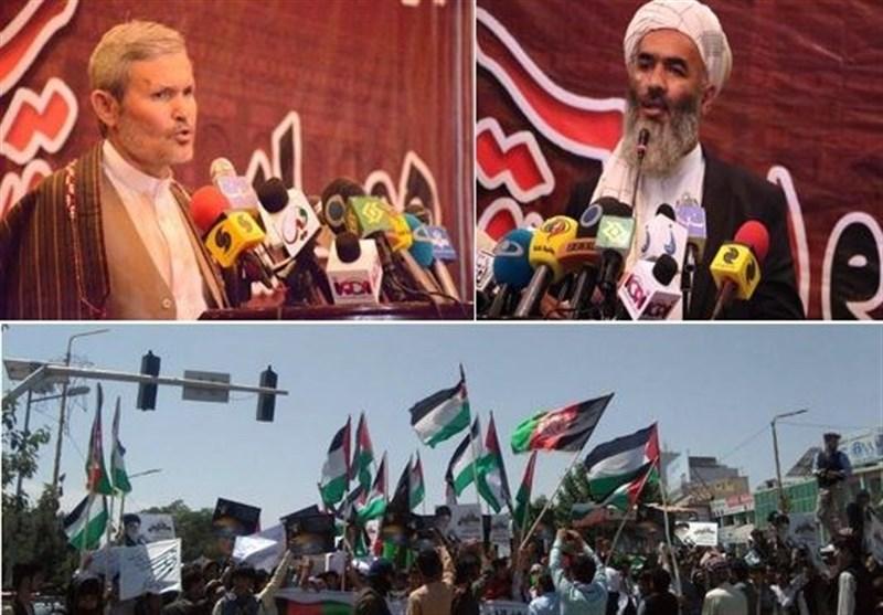 شورای اخوت اسلامی افغانستان: کشورهای اسلامی باید فلسطین را از چنگ صهیونیستها نجات دهند