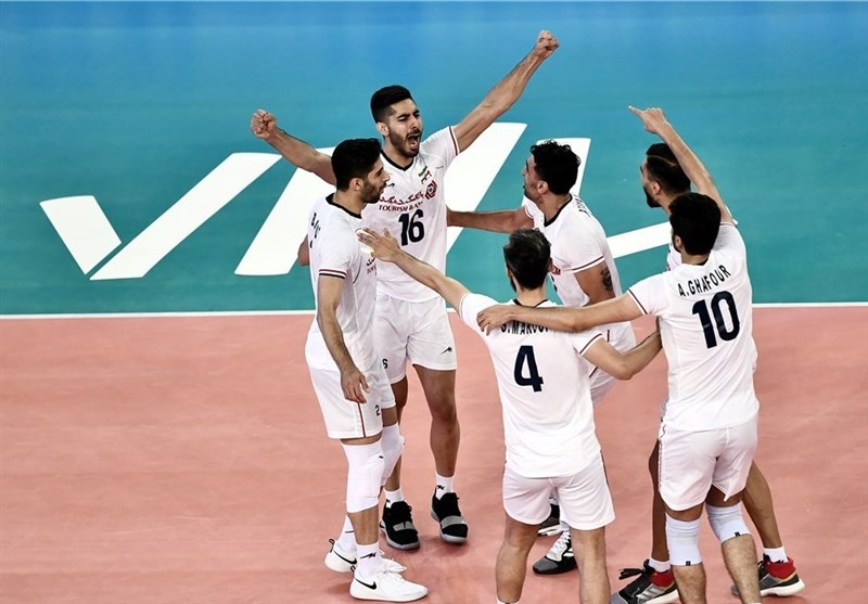 VNL 2019: Iran Victorious over Germany