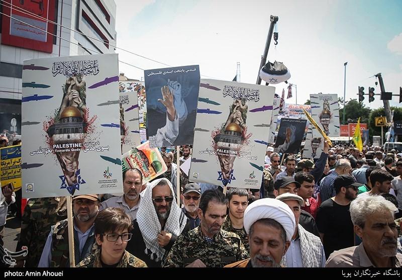بیانیه جمعیت جانبازان انقلاب اسلامی به مناسبت روز جهانی قدس