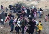 بازگشت صدها آواره سوری به کشورشان