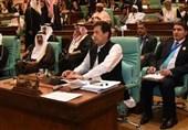 عمران خان: دفاع از مردم مظلوم فلسطین و کشمیر وظیفه تمام کشورهای اسلامی است