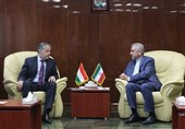 Iran Ready to Provide Energy Transit Route for Tajikistan