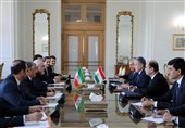 Iran, Tajikistan Weigh Plans to Expand Ties
