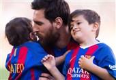 فوتبال جهان| مسی: با دیدن همسر و فرزندانم شکست را فراموش میکنم/ هنوز هم با نیمار صحبت میکنم