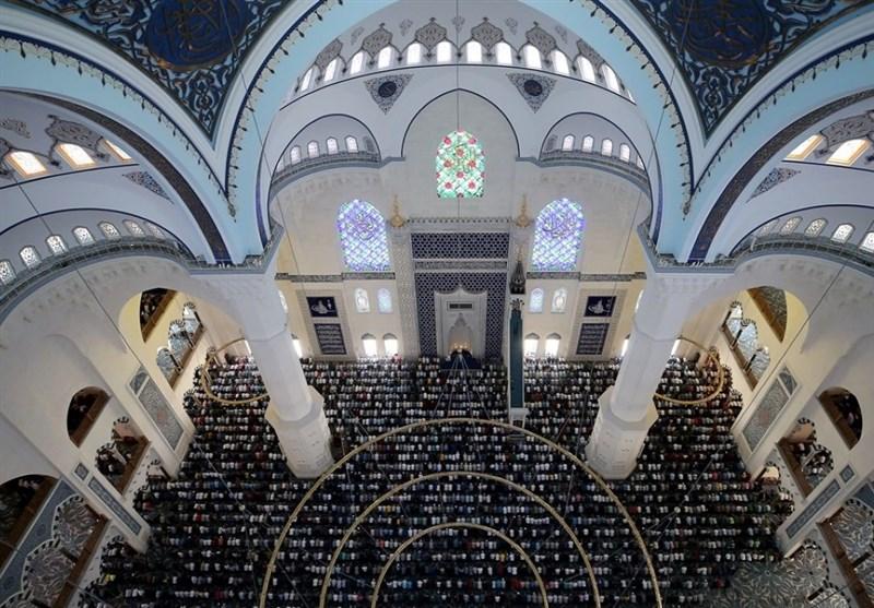 جلوههایی از عبادت و مساجد ترکیه + عکس