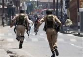 اعتراضات مردمی در کشمیر همزمان با سومین سالگرد قتل «برهان وانی»