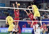 VNL 2019: Iran Eases Past China