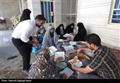 خوزستان  اقدام خیرخواهانه گروه جهادی شهید «پورموسوی» به روایت تصویر