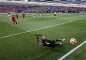 لیگ قهرمانان اروپا| لیورپول با دومین گل زودهنگام فینالها پیروز به رختکن رفت