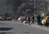 حمله خودروی بمبگذاری شده به واحد ذخیره پلیس در جنوب افغانستان