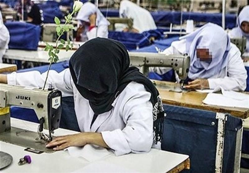 طرح مشاغل خانگی ویژه زنان سرپرست خانواده استان بوشهر اجراء شد