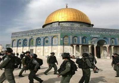 تحولات فلسطین|تشدید تجاوزات نظامیان و شهرکنشینان صهیونیست/ هشدار درباره سوء استفاده اشغالگران از بسته بودن «مسجدالاقصی»