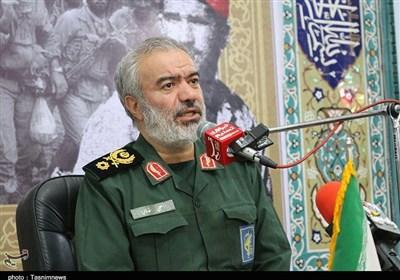 جانشین فرمانده کل سپاه: آمریکا و همپیمانانش جرات شلیک حتی یک گلوله به ایران را ندارند / سربلند و سرفراز ایستادهایم