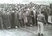 واکنش مردم به جنایت رژیم پهلوی در شیراز در نیمه خرداد 42