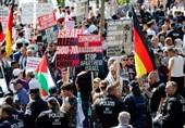 اعتراضات ضد اسرائیلی به مناسبت روز قدس در برلین برگزار شد