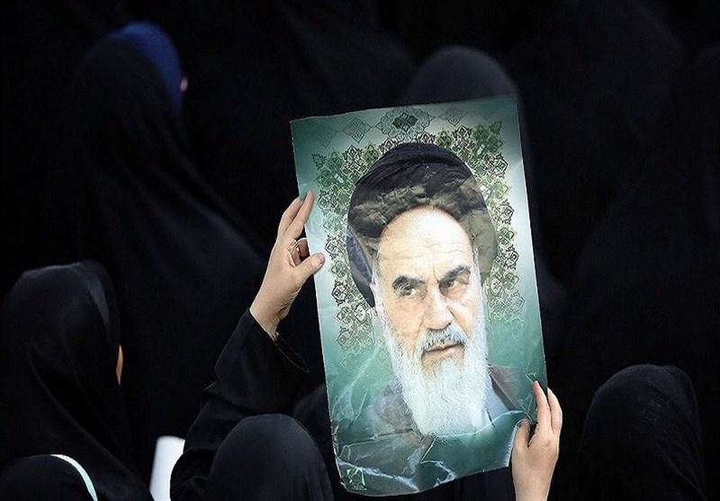 گلستان| مراسم بزرگداشت ارتحال امام خمینی(ره) در گنبدکاووس برگزار شد