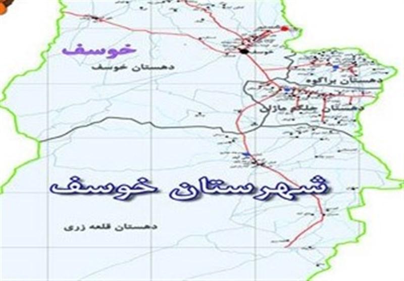 شهرستان خوسف در نقشه انتقال آب به خراسان جنوبی جایی ندارد