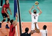 لیگ ملتهای والیبال| ایران؛ بهترین تیم جهان در هفته نخست