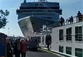 Venice Cruise Ship Slams into Tourist Boat after Losing Control