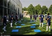 برنامه جدید اردوهای تیم ملی فوتبال اعلام شد/ 19 تیرماه آغاز دور جدید تمرینات