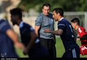 گزارش AFC از ویلموتس و تیم ملی در آستانه دیدار دوستانه با سوریه