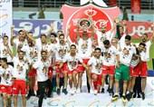 Persepolis Beats Damash to Win Iran's Hazfi Cup