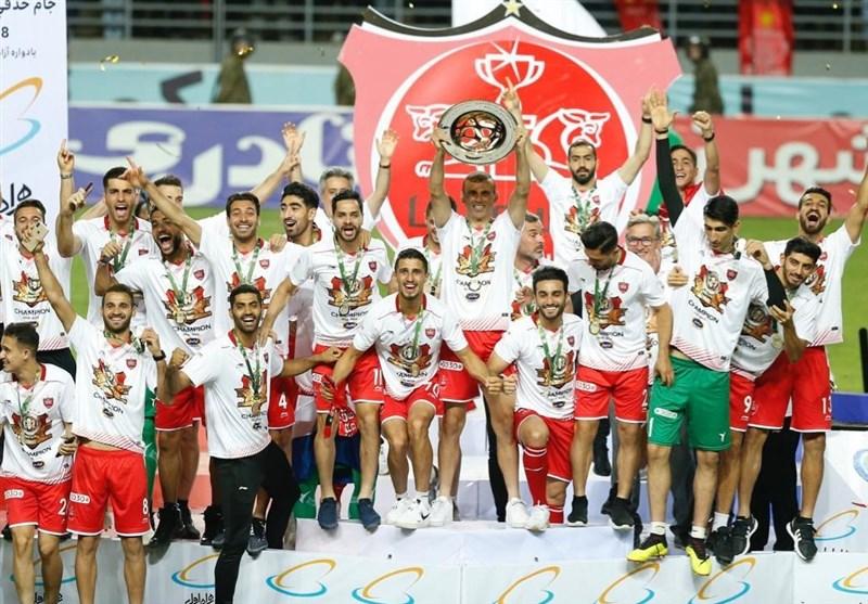Persepolis Beats Damash To Win Iran S Hazfi Cup Sports News Tasnim News Agency
