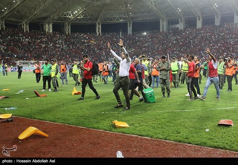 وزارت ورزش: از طریق فدراسیون فوتبال با خاطیان فینال جام حذفی در هر سمتی برخورد میشود