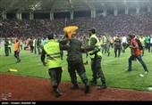 ورود نمایندگان کارگروه بررسی حواشی فینال جام حذفی به اهواز