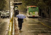 پیش بینی جمعه بارانی در بعدازظهر تهران